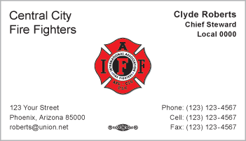 Union printed business cards from union buttons badges more iaff template 101 colourmoves