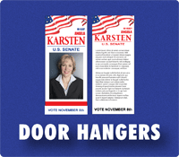 door hangers - union printed