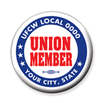 Union member button
