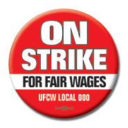 ON STRIKE FOR FAIR WAGES